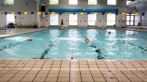 Halo Leisure Swimming Pool
