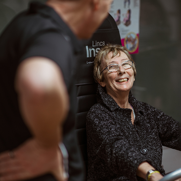Lincs Inspire Active Forever Managing Exercise Referrals